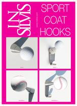 Insilvis Sport Coat Hooks Selection