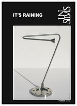IT'S RAINING, umbrella stand