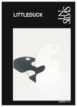 LITTLEDUCK, end book and table bookcase