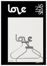 LOVE, Valet Hanger and Robe Hook.