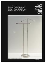 SIGN OF ORIENT AND OCCIDENT, valet stand