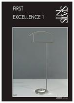 VS Suit stands FIRST &amp; EXCELLENCE 1
