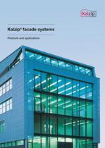Fastener solutions for Kalzip roofing