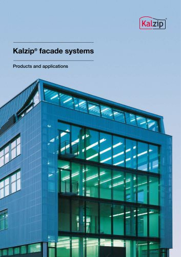 Fastener solutions for Kalzip roofing Facade Systems