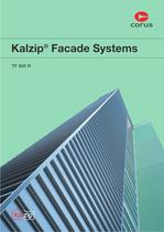 Kalzip Facade Systems, TF 800 R