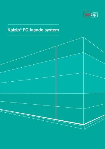 Kalzip FC Facade Systems