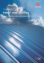 Kalzip Solar solutions