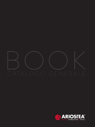 GENERAL CATALOG 2012