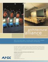 Architectural Alliance program