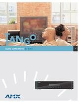 Audio in the Home- Tango Distributed