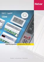 Lighting Systems components 2012/13