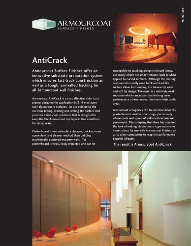 Anticrack