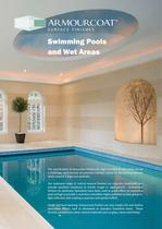 Polished Plaster. Swimming Pools