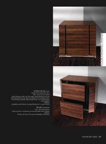 LACAVA CATALOG 2011-2012