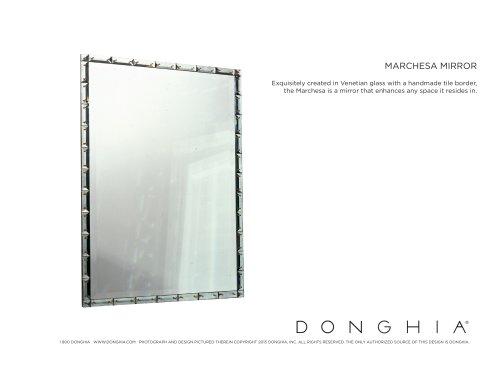 a7082d2eaa MARCHESA MIRROR - Donghia - PDF Catalogs | Documentation | Brochures