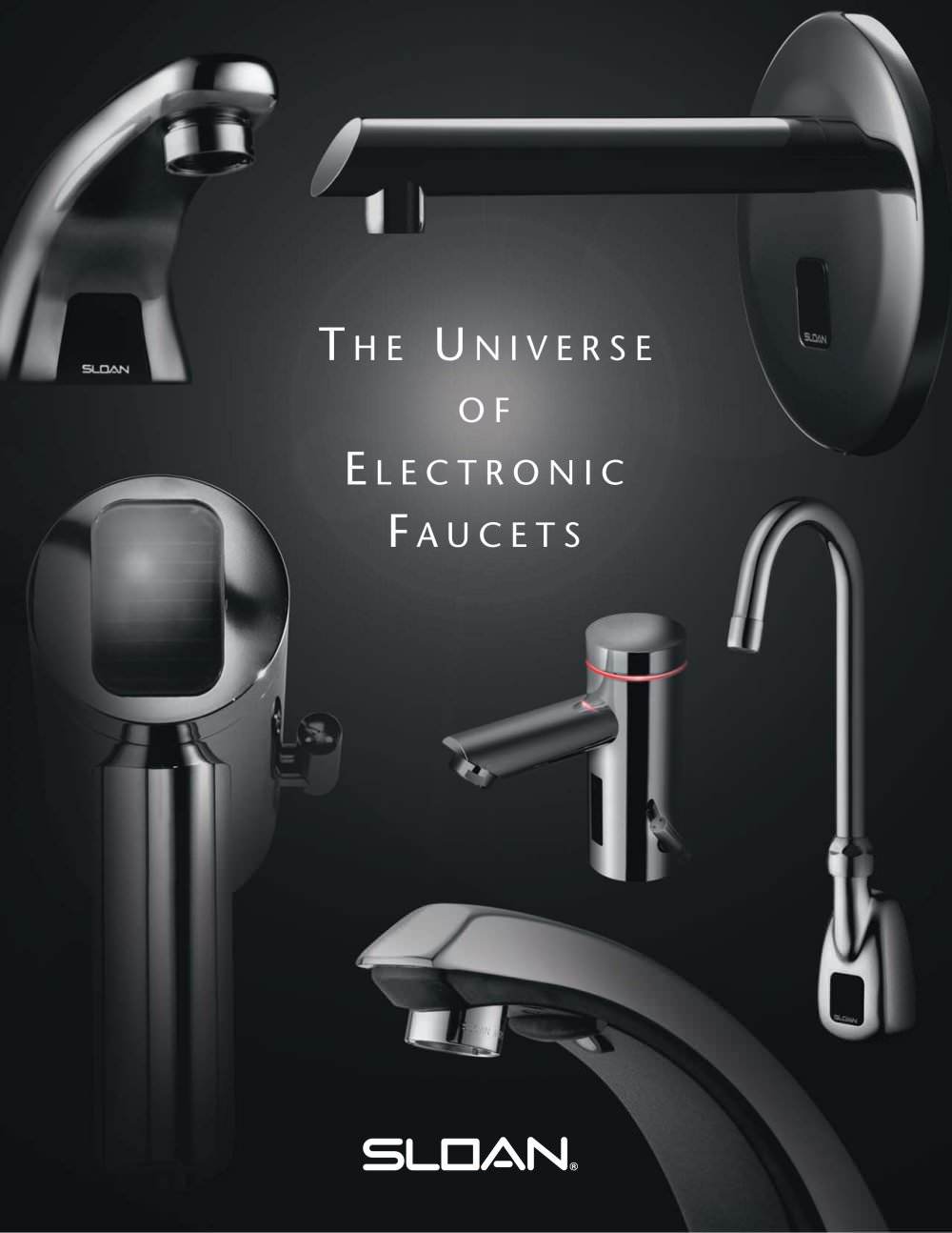 The universe of electronic faucet - Sloan - PDF Catalogues ...