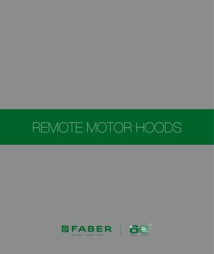 REMOTE MOTOR HOODS