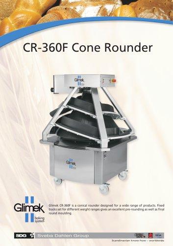 Glimek CR-360F Cone Rounder