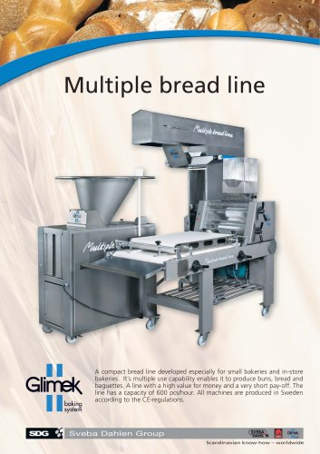 Glimek Multiple Bread Line