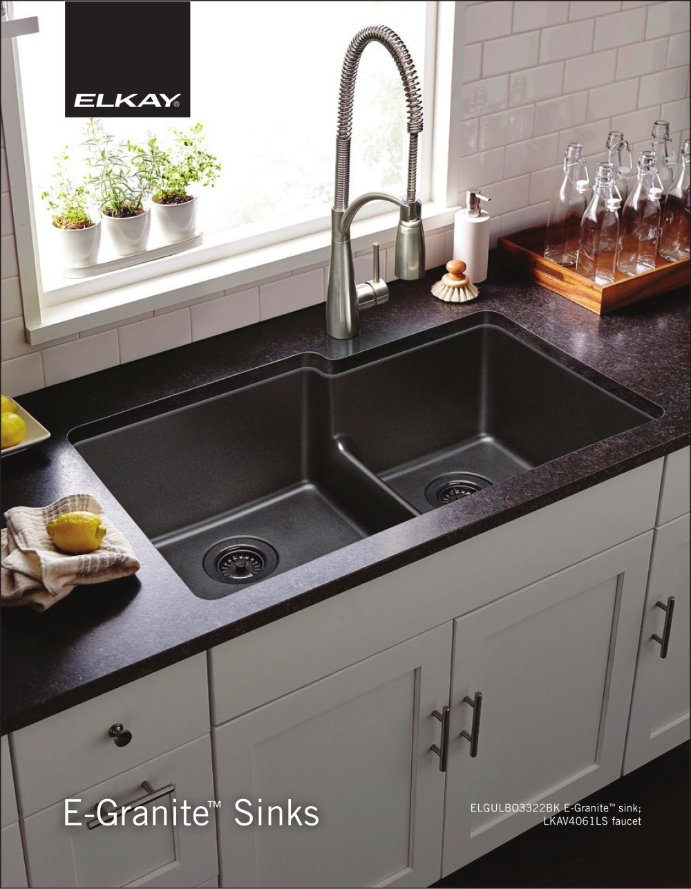 Delightful E Granite ™ Sinks   1 / 4 Pages