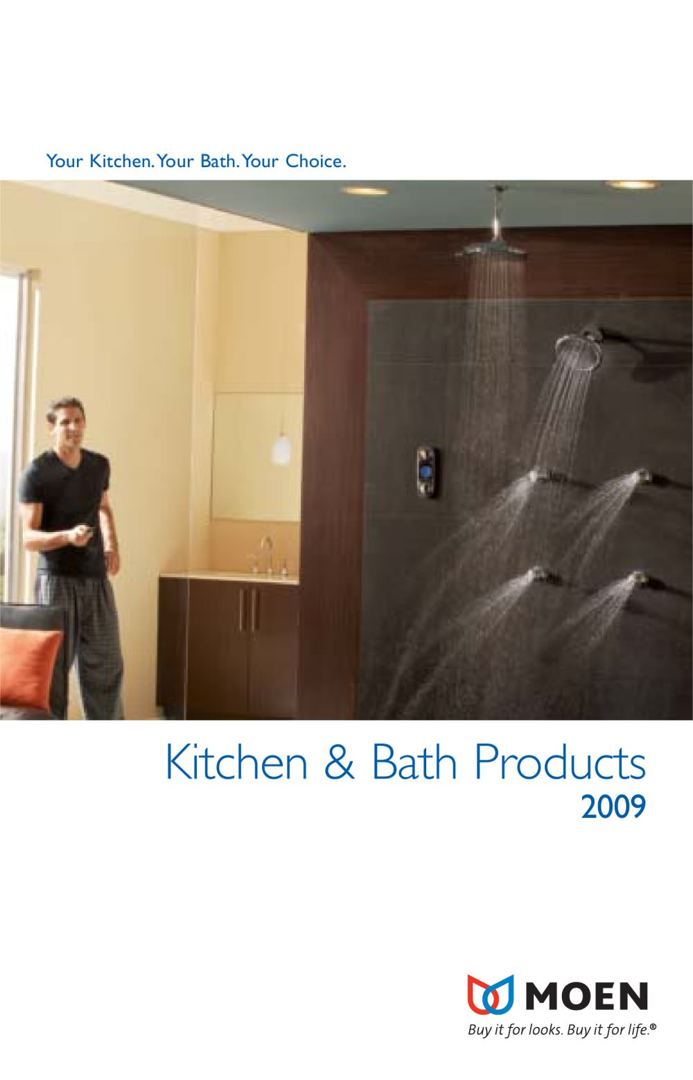 Kitchen & Bath Products 2009 - Moen - PDF Catalogues | Documentation ...