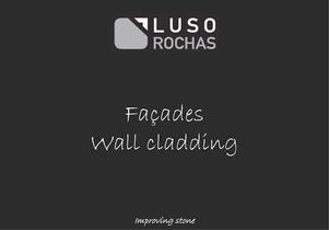 Fa&ccedil;ades/Wall cladding