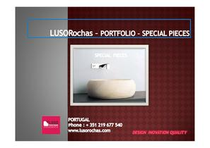 LUSOROCHAS PORTFOLIO - SPECIAL PIECES