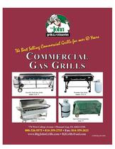 Commerical Gas Grills