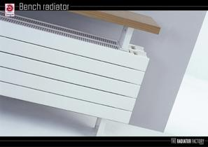 Bench radiator
