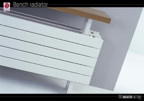 Bench radiator