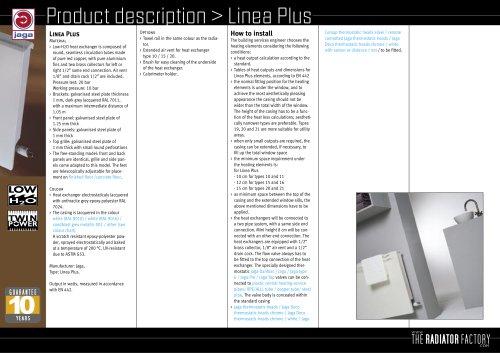 Linea Plus