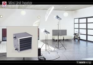 Mini Unit heater