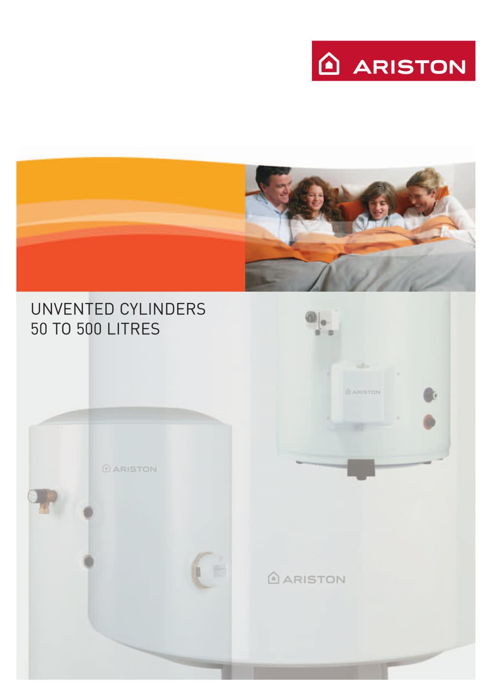 UNVENTED CYLINDERS - Ariston - PDF Catalogues | Documentation ...
