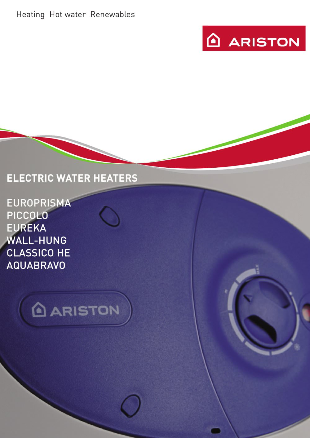 Electric water heaters Ariston (Ariston): the device and a lineup