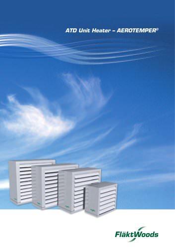 ATD Unit Heater - AEROTEMPER®