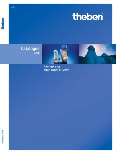 General Catalogue 2008