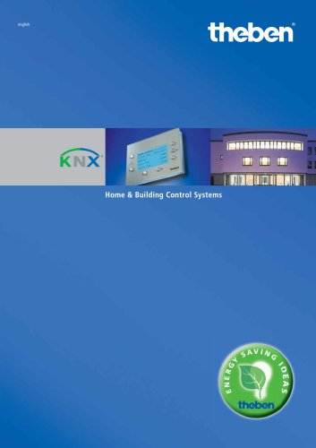 SYSTEMS: KNX Home & Building Control Systems