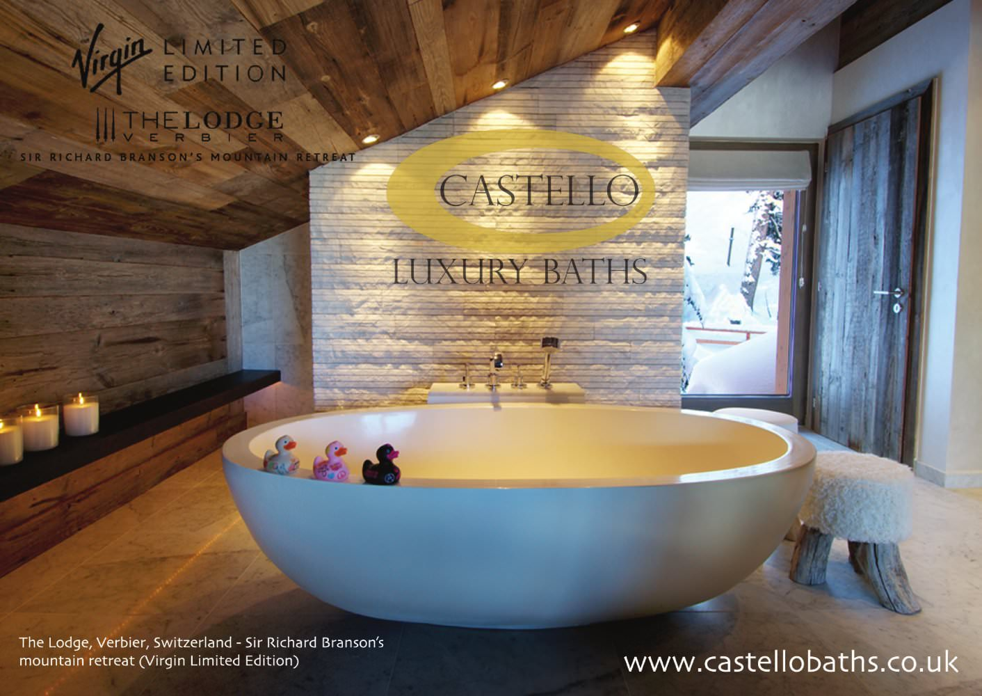 Castello Luxury Baths - Castello Luxury Baths - PDF Catalogues ...