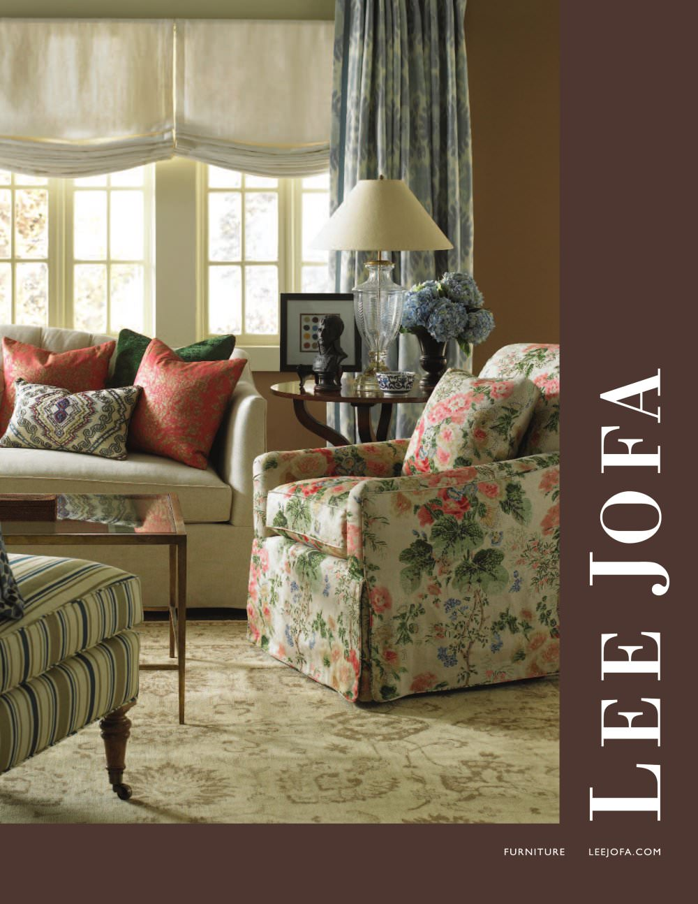 Lee Jofa Furniture CATALOG 2013   1 / 82 Pages