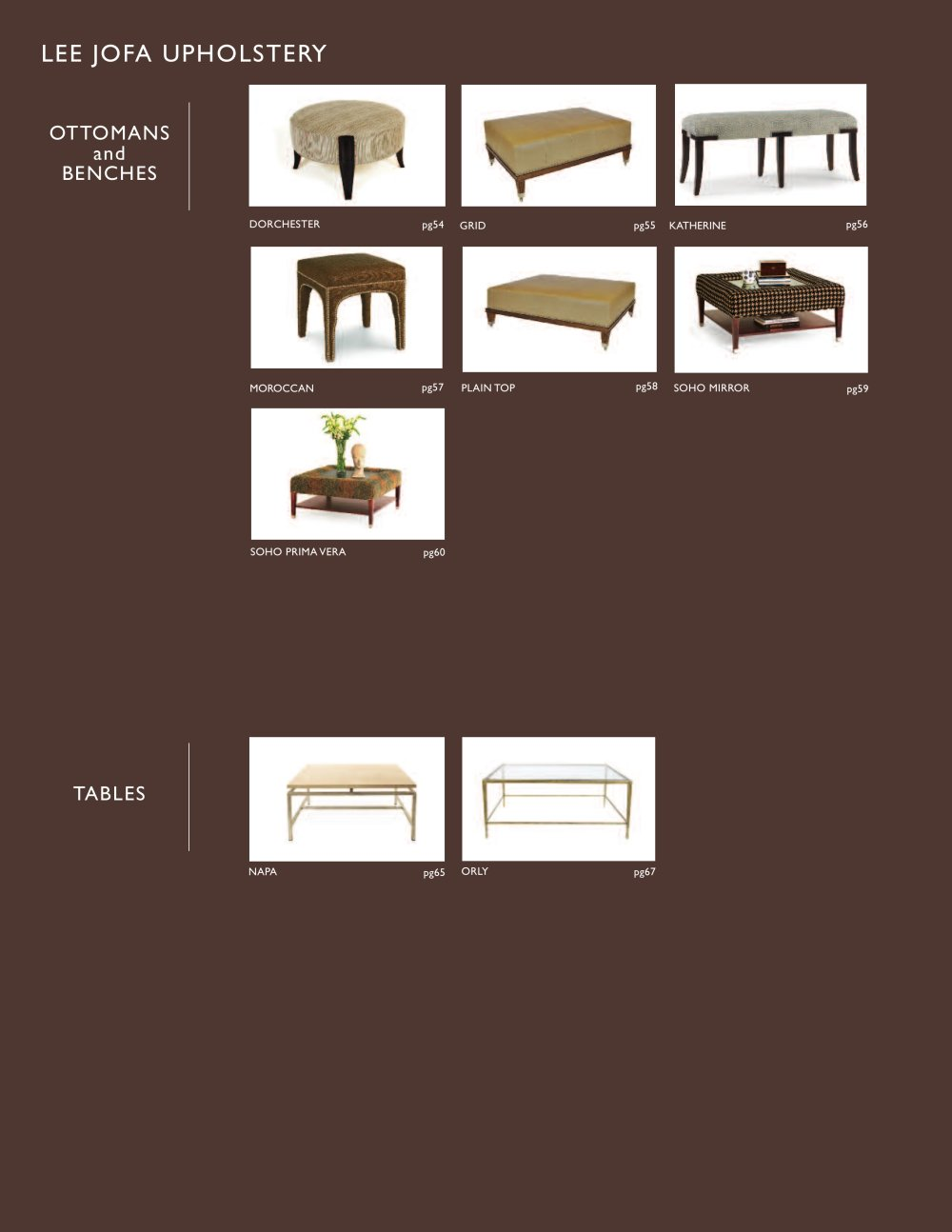 Lee Jofa-Furniture CATALOG 2013 - Lee Jofa - Page n° 7 - PDF ...