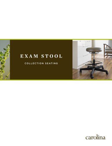 Magnificent Patient Exam Stool Carolina Business Furniture Pdf Ncnpc Chair Design For Home Ncnpcorg