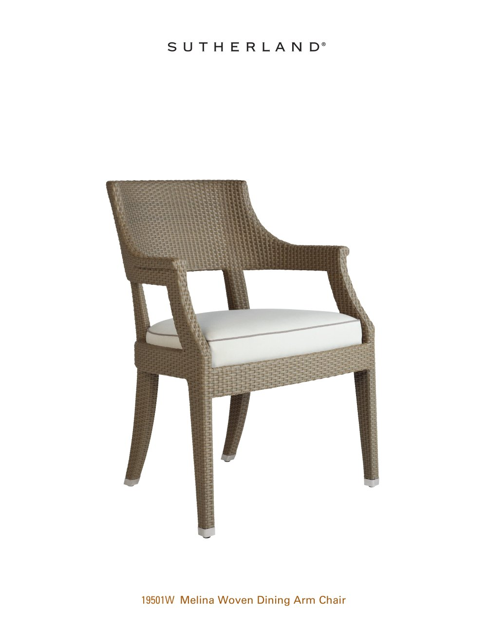 melina woven dining arm chair 1 2 pages