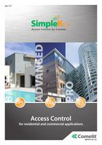 Simplekey - Access Control by Comelit