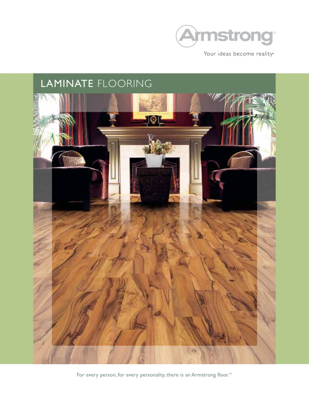 Armstrong Laminate 1 40 Pages