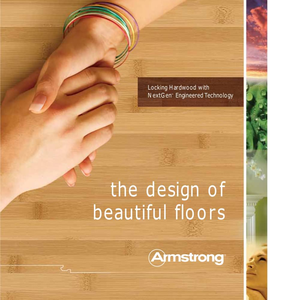 Armstrong Locking Hardwood 1 8 Pages