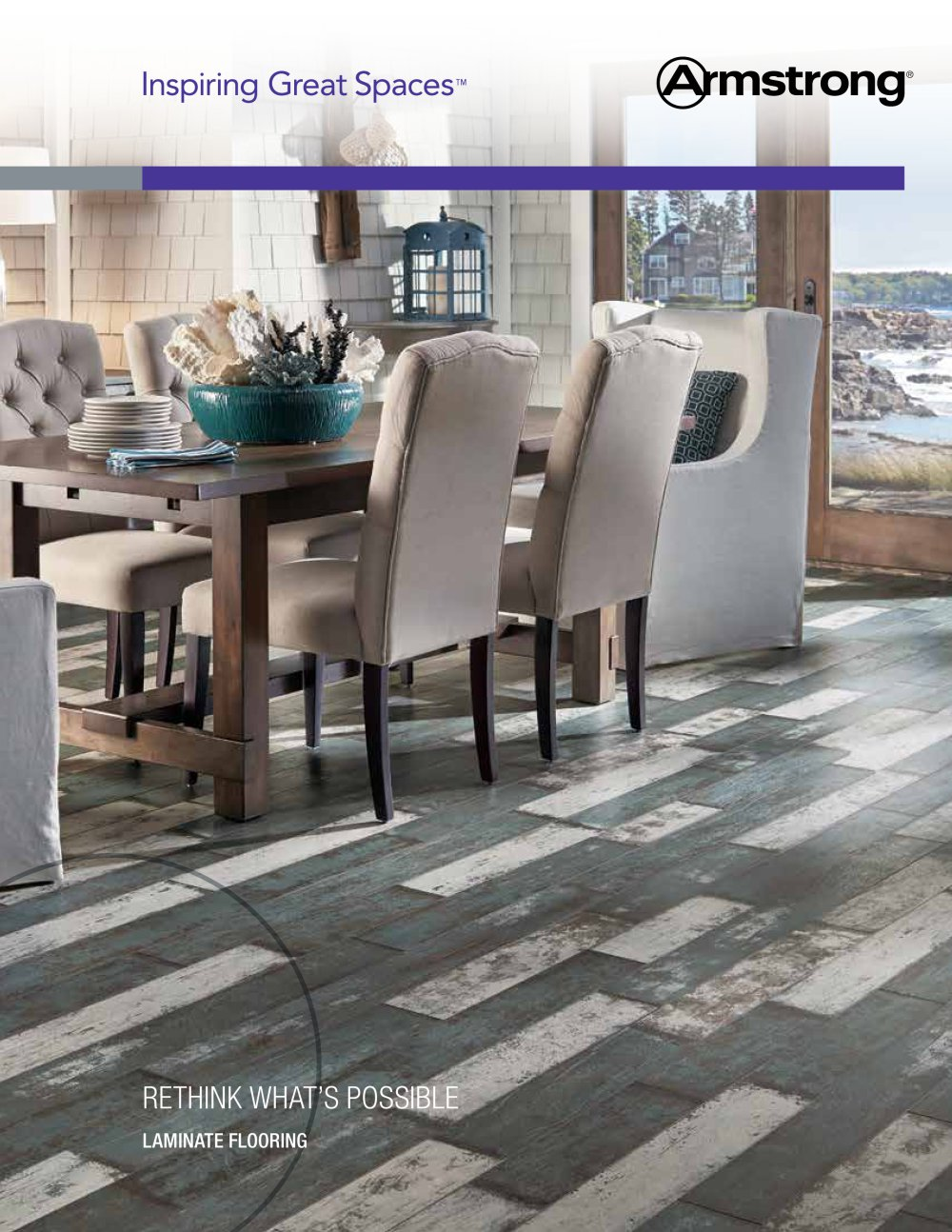 RETHINK WHAT'S POSSIBLE LAMINATE FLOORING - 1 / 94 Pages
