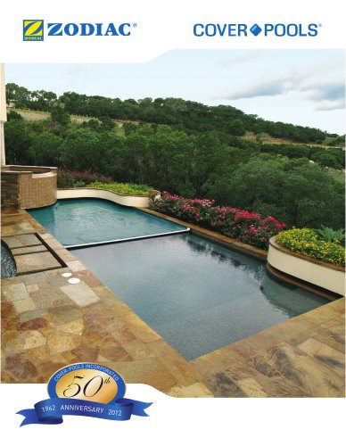 pool cover brochure