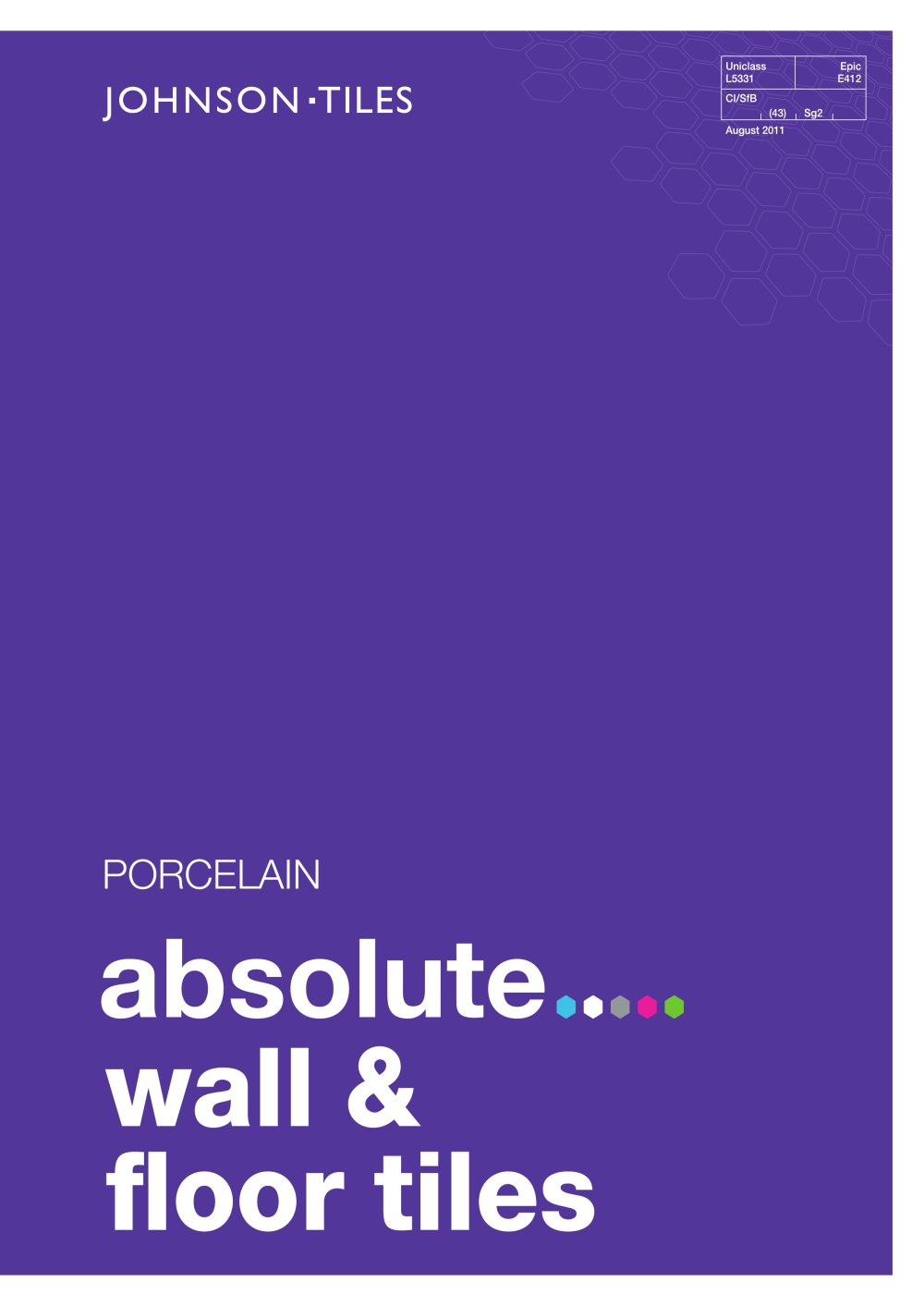 Absolute porcelain johnson tiles pdf catalogues absolute porcelain 1 39 pages doublecrazyfo Image collections