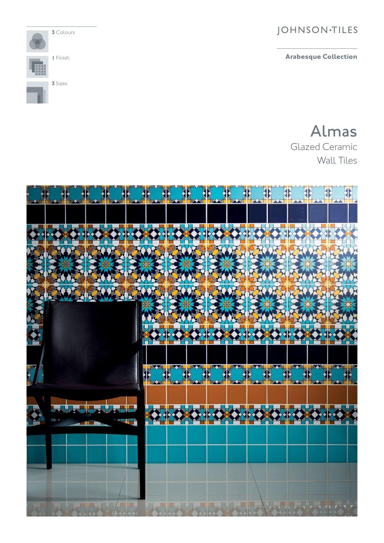 Arabesque johnson tiles pdf catalogues documentation brochures arabesque 1 30 pages dailygadgetfo Gallery