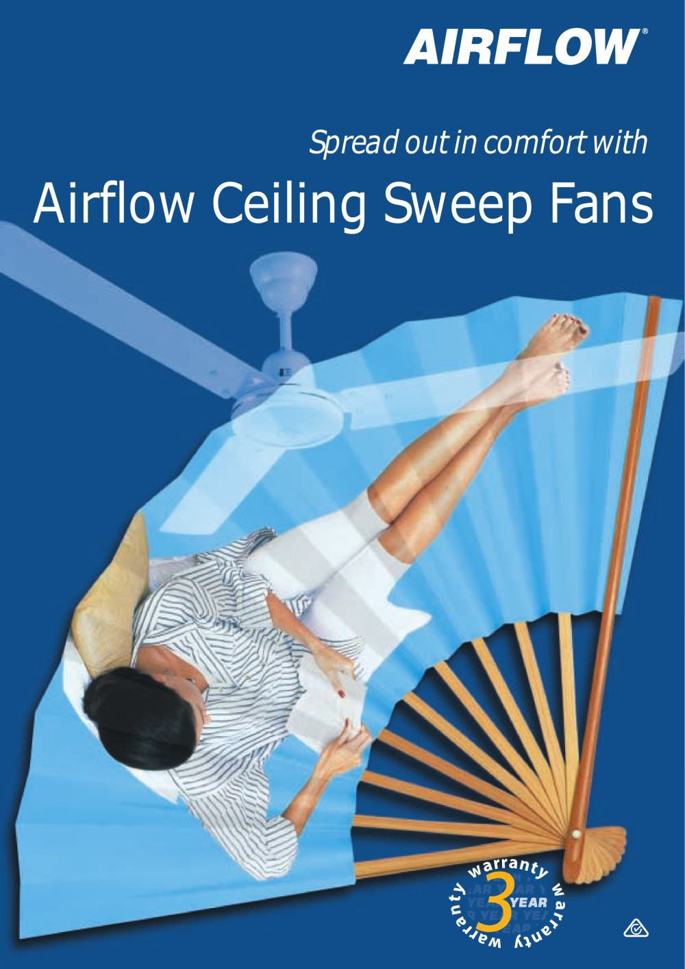 Airflow eiling sweep fans clipsal pdf catalogues documentation airflow eiling sweep fans 1 4 pages aloadofball Image collections